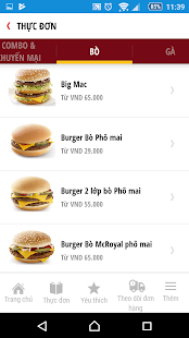 McDelivery Vietnam - náhled