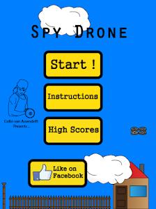 Spy Drone screenshot 10
