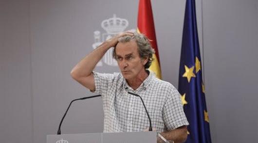 """Simón no descarta una nueva ola por las fiestas: """"Estoy decepcionado"""""""
