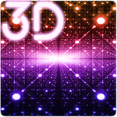 Infinite Particles 3D Live Wallpaper