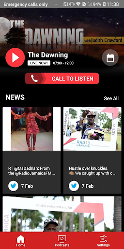 Radio Jamaica 94FM screenshots 2