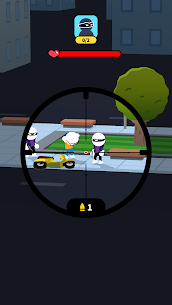 Johnny Trigger Sniper MOD APK 1.0.9 [Unlimited Money] 2