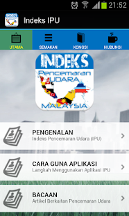 Indeks Pencemaran Udara - IPU- screenshot thumbnail