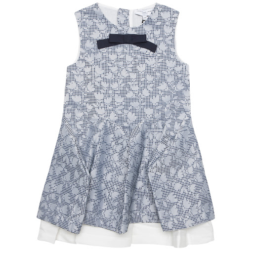Primary image of Jessie & James Woven Flower Dress