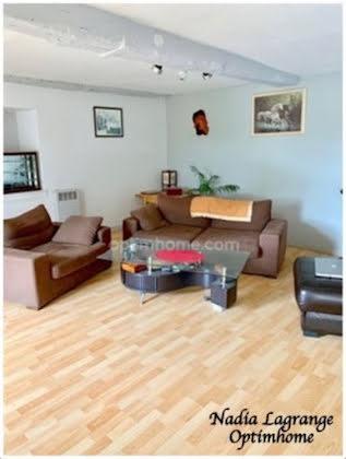 Vente ferme 6 pièces 110 m2
