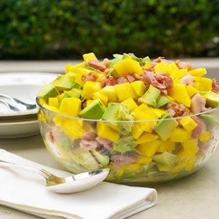 Mango, Bacon and Avocado Salad