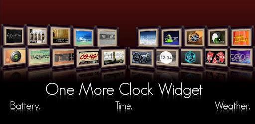 simi clock widget