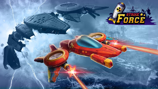 Strike Force - Arcade shooter - Shoot 'em up 1.5.4 screenshots 16