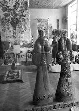 Photo: wystaw końcoworoczna 1981, praca dyplomowa E.Oswięcimki