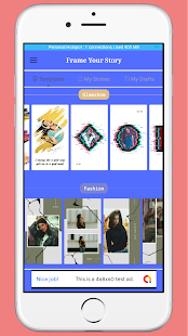 Download Frame Your Story - Birthday Anniversary Insta etc For PC Windows and Mac apk screenshot 3