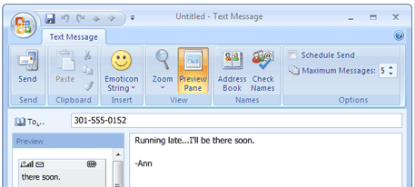 email-sms-outlook