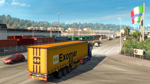 US Heavy Grand Truck Cargo 3D Driver 1.0 de.gamequotes.net 2