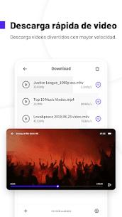 UC Browser Turbo Premium – Navegador seguro 4