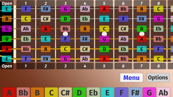 Fret Master FREE - screenshot