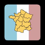 France Regions – flags, maps & capitals