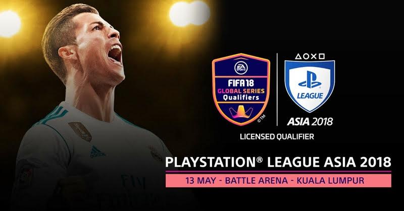 [FIFA 18] ศึกใหญ่สนั่นเอเชีย! PlayStation League Asia 2018!