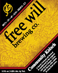 Logo of Free Will Community Kolsch