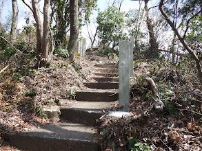 最後は階段