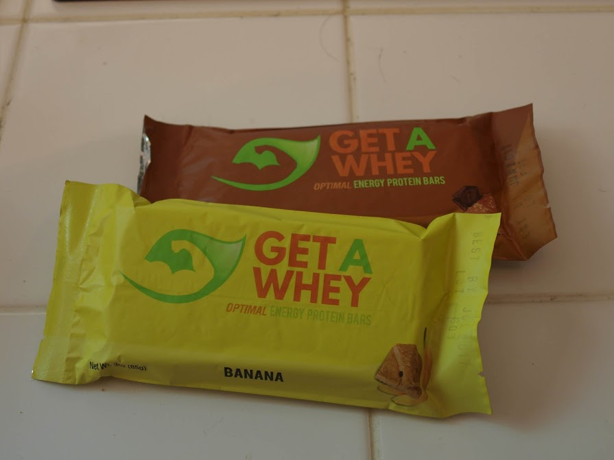 Get A Whey Bars