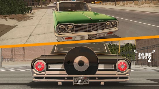 Lowriders Comeback 2: Cruising Screenshot