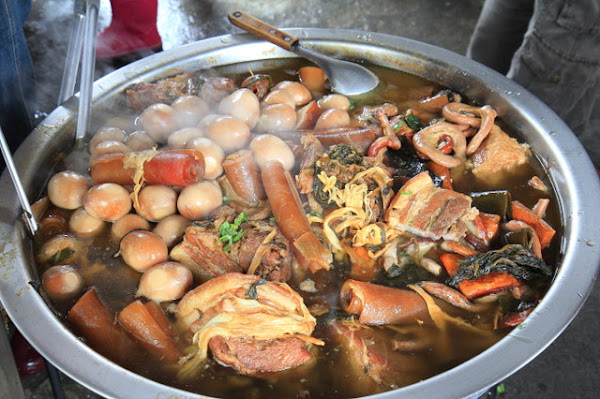 屏東一日遊 榕樹下大鍋菜&潮州燒冷冰 跟著食尚玩家吃美食