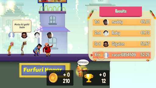 Motu Patlu Game  screenshots 6