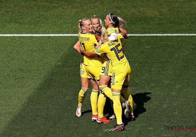 Zweden pakt brons op WK vrouwenvoetbal na thriller tegen Engeland