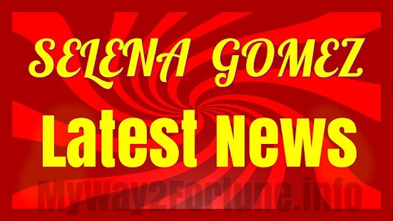 Latest News About Selena Gomez- screenshot thumbnail