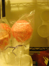 Photo: cake pop in pink