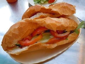 Photo: Egg sandwich - basic street food