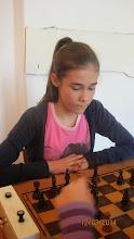 Photo: Patrycja Adamiszyn zdobyła 4 pkt.