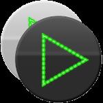 Poweramp Skin Green Dots 1.0
