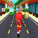 Subway Power Ninja Dash icon