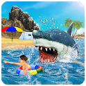 Angry Hungry Shark Revenge 3D icon