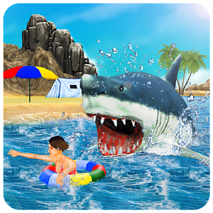 Angry White Shark Revenge 3D? for PC and MAC
