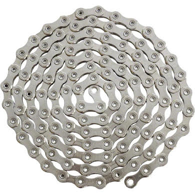 YBN Ti-Nitride Silver 12-speed Chain, 126 Links