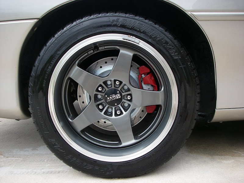 Pewter Cars With Black Wheel Post Your Caliper Pics