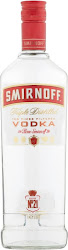 Smirnoff Triple Distilled Vodka - 1L