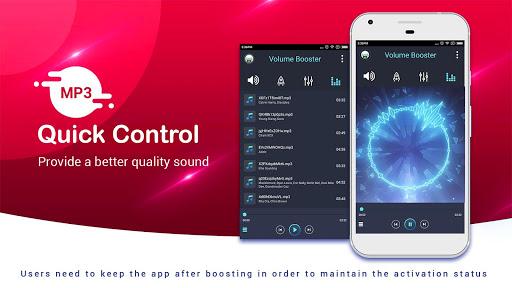Super Loud Volume Booster ud83dudd0a Speaker Booster 9.1.7 Screenshots 3