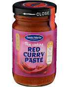 Santa Maria Red Curry Paste 110 g