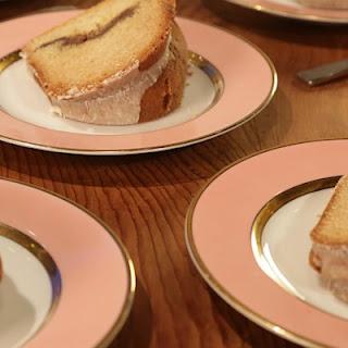 CARLA HALL Chai Bundt Cake