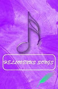 HELLOVENUS Songs - náhled