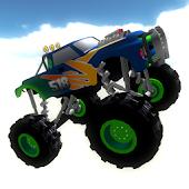 Hill Climb Truck Racing 3D