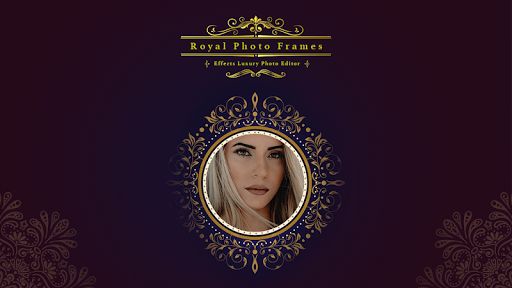 Royal Photo Frames And Effects Luxury Photo Editor screenshot 4