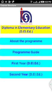 App Diploma in Elementary Education (D.El.Ed.) APK for Windows Phone