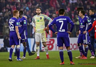 Quel bilan pour Anderlecht face au top à la veille du choc face à Bruges ?