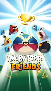 Angry Birds Friends 4.9.0 Apk + MOD (Unlimited Money) 1