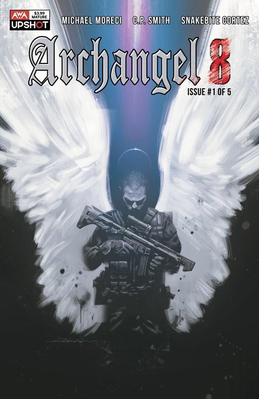 Archangel 8 (2020) - complete