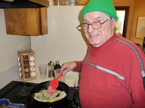 Photo: Arly: on breakfast detail