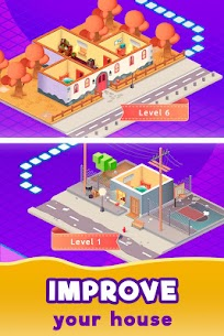 Idle Life Sim Mod Apk 1.0.2 (Unlimited Money & Gems) 4